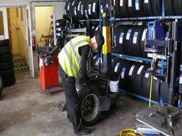 Tyre Fitters Manchester